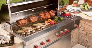 Wolf 54 Inch Gas Grill