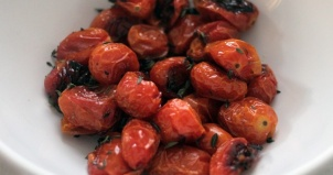 Image of Oven Roasted Cherry Tomatoes